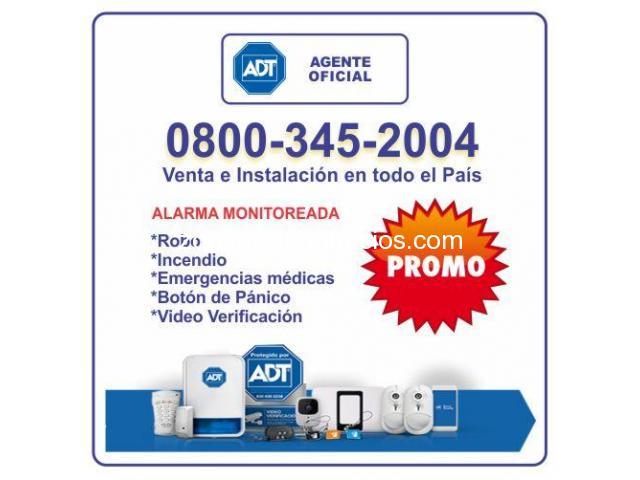 ADT - 0800-345-2004 | Agente Oficial