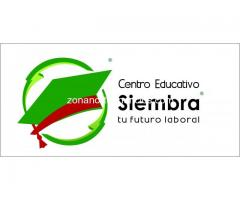 SIEMBRA TU FUTURO (AUXILIAR DE MAESTRA JARDINERA)