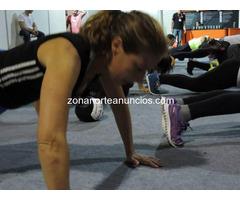 clases de gimnasia personalizada