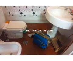 Destapaciones Cañerias a Domicilio Jose Leon Suarez