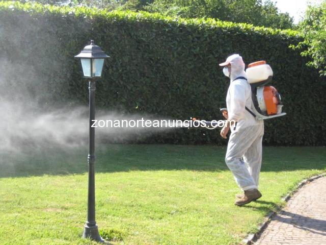 Fumigaciones Desinfección 11 6432 7599