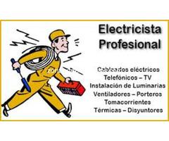 electricista urgencias las 24hs en bella vista