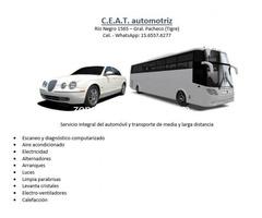 Servicio integral del automovil y transporte